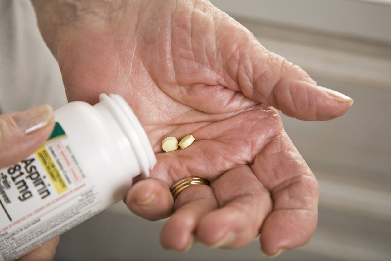 An Aspirin a Day Is Not for Everyone – Tools for Medication Reconciliation